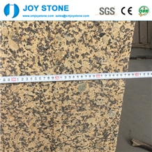 Hot Sale Polished China Hami Gold Granite Slabs