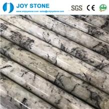 Polished Bianco Antico Granite Home Island Tops