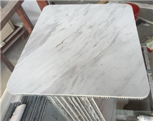 Marble Composite Aluminum Honeycomb Table Tops