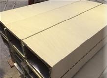 Moca Cream Limestone Composite Aluminum Honeycomb