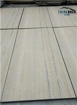 Travertino Striato Silver, Silver Travertine Tiles