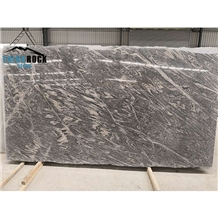 Waves Black Multicolour China Juparana Granite