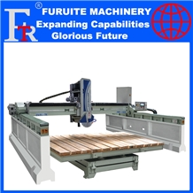 Frt-450 Cement Bridge Saw Machine Laser Cutter