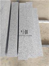 China Bianco Sardo G623 Granite Skirting Tile