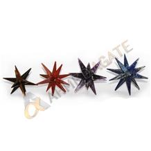 Crystal Merkaba Star Agate Gemstone