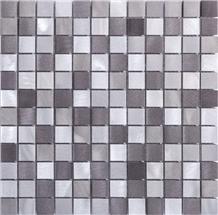 Metal Mosaic Straight Line Mosaic