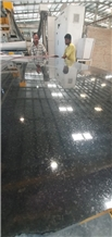 Indian Impala Black Granite