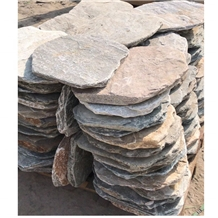 Round Granite Flag Stones for Flooring