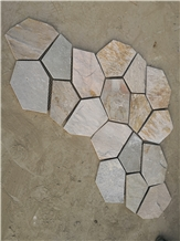 Slate Ledger Fieldstones for Walling and Flooring