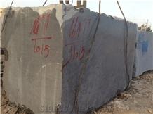Grey Pietra Marble Block Iran