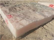 Pure Pink Onyx Blocks and All Series Iranian Onyx Blocks