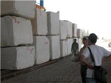 Shell Beige Marble Blocks