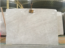 China Silver River Grey Marble Slab,Oman Gray Tiles