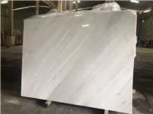 Myanmar White Marble Slab,New Ariston Jade White
