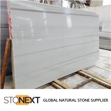 Marmara White Marble Slabs
