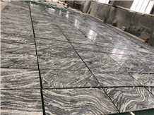 African Tropicale Juparana Grey Granite Slabs Tile