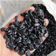 Crushed Black Gravel,Black Aggregate,Black Rubble