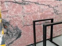 Iran Naghadeh Light Pink Onyx Slabs Price