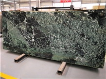 Italy Verde Alpi Scuro Green Marble Slabs Price