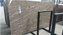 Juparana Wave Gold Granite Slabs Floor Tiles