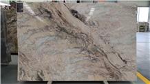 Northern Spring Stellar White Marble Slabs Tiles