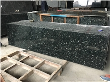 Norway Emerald Green Star Granite Slabs Price