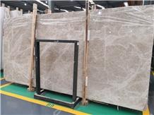 Polished Dream Beige Marble Slab Floor Tile Price