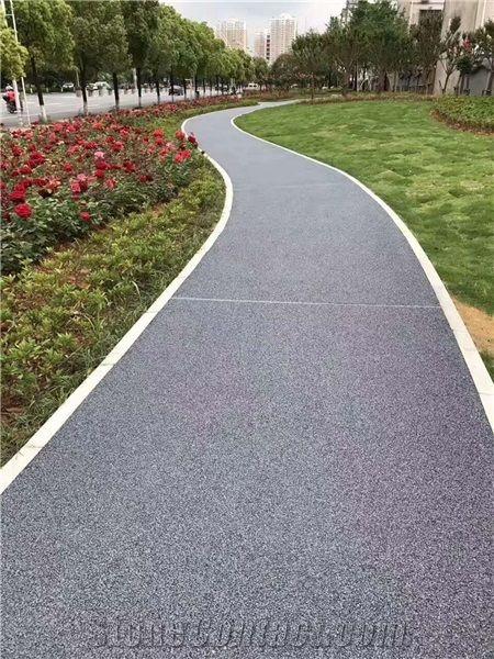Sale Walkway Driveway Black Pebble Stone Gravel Xiamen Vq Stone Co Ltd