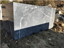 Royal Black Marble Blocks