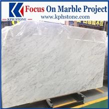 Bianco Di Carrara Marble Slab