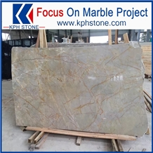China market kulun golden marble with top grade