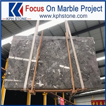 China romantic grey marble for Lowell Hotel