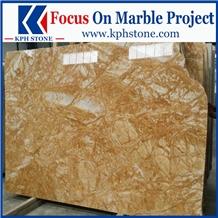 Dubai Gold Marble Slabs
