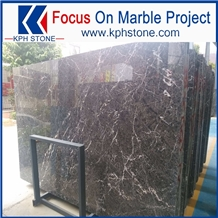 Dynasty Brown Hang Grey Marble from China