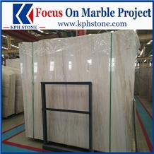 Eurasian White Wood Marble Floors&Wall&Tiles&Slabs