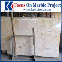 Golden Goose Phoenix Polished Marble Hotel Project