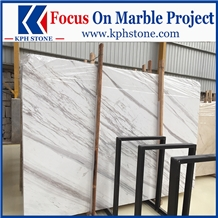 Jazz Volakas White Marble Slabs&Tiles for Mgm