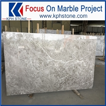 New Castle Grey Marble Slabs