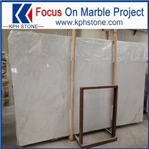 New Aston White Marble Slabs