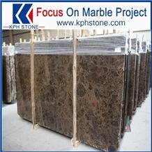 Normal Dark Emperador Marble in China Market