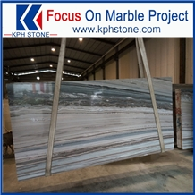 Palissandro Blue Marble Slabs for Hotel Project