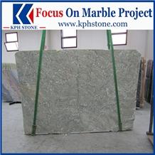 Persian Green Marble Lobby Tiles/Floors/Walls