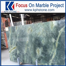Solid Edinburgh Green Marble for Decoration