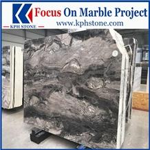 Venice Brown Marble Tile Slabs