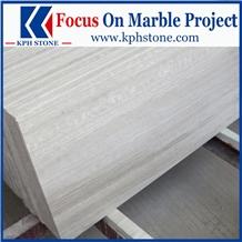 Vermion White Marble Slabs