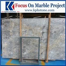 Versace Gold Marble Slabs for Hotel Projects