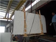 Caliza Alba Sea Shell Limestone Slabs