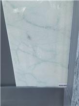 Greenish White Marble Tiles