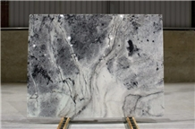 Sparkling Galaxy Marble Slabs