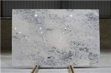 Sparkling White Carrara Marble Slabs